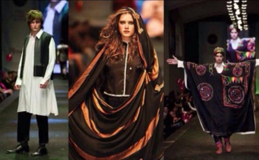 Rabia Ben Barka's Fashionshow
